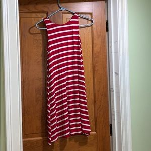 old navy striped sun dress